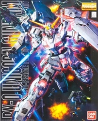 Picture of Gundam 1/100 MG RX-0 Unicorn Gundam Full Psycho-Frame Model Kit