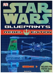 Picture of Star Wars Blueprints Rebel Edition HC