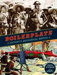 Picture of Boilerplate Historys Mechanical Marvel HC