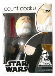 Picture of Star Wars Count Dooku Mighty Muggs