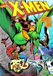 Picture of X-Men SC In the Savage Land