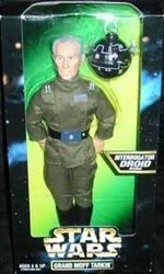 "Picture of Star Wars Grand Moff Tarkin Power of the Force 12"" Action Figure"