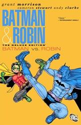 Picture of Batman and Robin Vol 02 HC Batman vs Robin