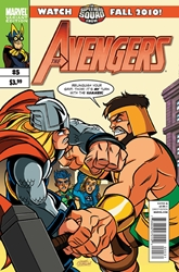Picture of Avengers (2013) #5 Superhero Squad Cover