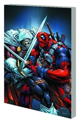 Picture of Deadpool & Cable Ultimate Collection TP Book 03