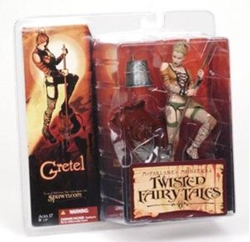 Picture of McFarlane's Monsters Twisted Fairy Tales Gretel Action Figure