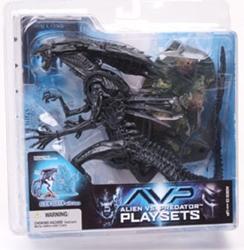 Picture of Aliens vs Predator Queen Playset