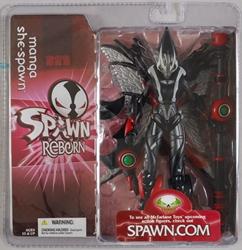 Picture of Spawn Reborn Series 2 Manga She-Spawn