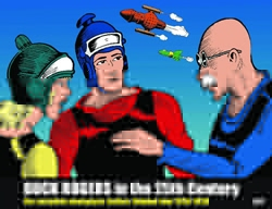 Picture of Buck Rogers In 25th Century Dailies HC VOL 04 1934-35