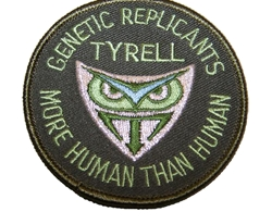 Picture of Blade Runner Replicant Patch