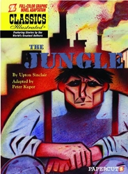 Picture of Classics Illustrated Vol 09 HC The Jungle