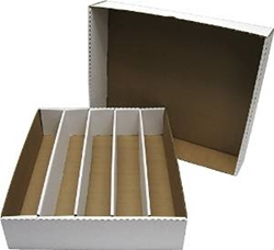 Picture of Card 5000-Count Storage Box