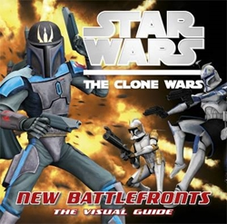 Picture of Star Wars Clone Wars New Battlefronts The Visual Guide HC