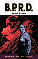 Picture of BPRD TP VOL 08 Killing Ground