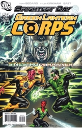Picture of Green Lantern Corps (2006) #54