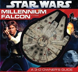 Picture of Star Wars Millenium Falcon YT-1300 3-D Owner's Guide SC