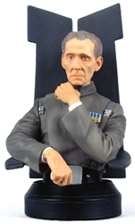 Picture of Star Wars Grand Moff Tarkin Mini Bust