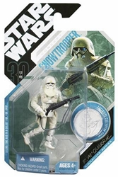 Picture of Star Wars 30th Anniversary McQuarrie Concept Snowtrooper #42 Action Figure