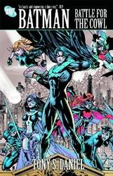 Picture of Batman Battle for the Cowl SC