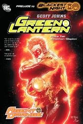 Picture of Green Lantern Agent Orange SC