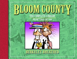 Picture of Bloom County the Complete Library HC VOL 03 1984-1986