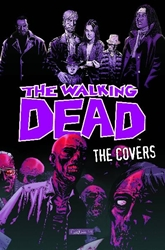 Picture of Walking Dead Covers Vol 01 HC (MR)