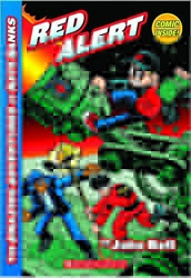 Picture of Amazing Adventures of Nate Banks GN VOL 03 Red Alert