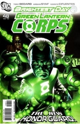 Picture of Green Lantern Corps (2006) #48