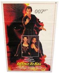 Picture of Licence to Kill 1-Sheet