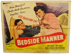 Picture of Bedside Manner 1/2 Sheet Movie Poster