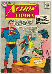 Picture of Action Comics #245