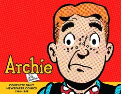 Picture of Archie Complete Daily Newspaper Comics Vol 01 HC 1946-1948