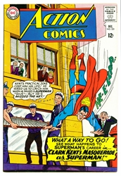 Picture of Action Comics #331