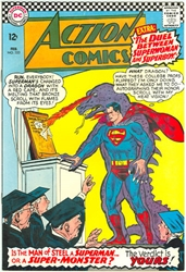 Picture of Action Comics #333
