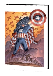Picture of Captain America New Deal HC
