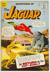 Picture of Adventures of the Jaguar #4