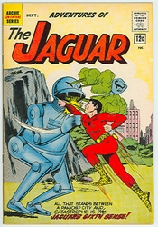 Picture of Adventures of the Jaguar #8