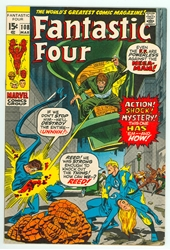 Picture of Fantastic Four #108