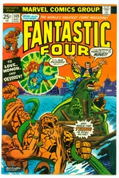Picture of Fantastic Four #149