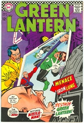 Picture of Green Lantern (1960) #54