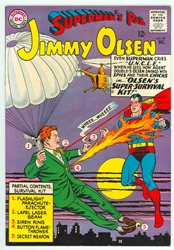 Picture of Superman's Pal Jimmy Olsen #89