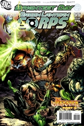 Picture of Green Lantern Corps (2006) #55