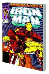 Picture of Iron Man Armor Wars II SC
