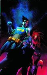 Picture of Superman Nightwing and Flamebird SC