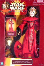 """Picture of Star Wars Queen Amidala Royal Elegance 12"""" Action Figure"""