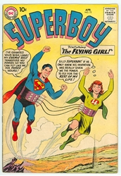 Picture of Superboy #72