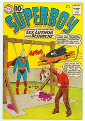 Picture of Superboy #92