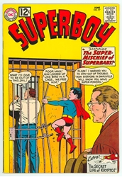 Picture of Superboy #97