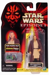 Picture of Star Wars Qui-Gon Jinn (Naboo) Episode I Action Figure