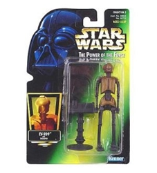 Picture of Star Wars EV-9D9 Power of the Force Action Figure
